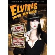 Elvira's Movie Macabre: Lady Frankenstein/Jesse James Meets Frankenstein's Daughter (DVD)