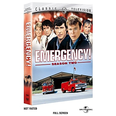 Emergency: Season 2 (DVD)
