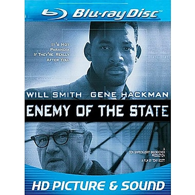 Enemy of The State (DISQUE BLU-RAY)