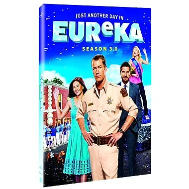 Eureka: Season 3 (DVD)