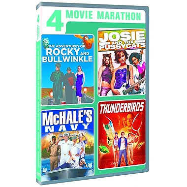 Family Comedy Collection: 4 Movie Marathon (DVD)