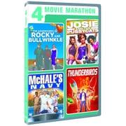 Family Comedy Collection: 4 Movie Marathon (DVD)