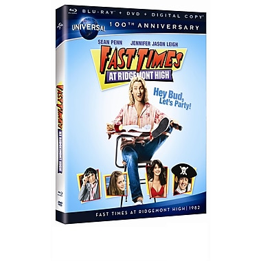Fast Times at Ridgemont High (BRD + DVD + Digital Copy)