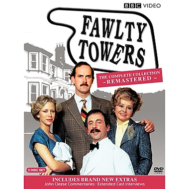 Fawlty Towers (DVD)