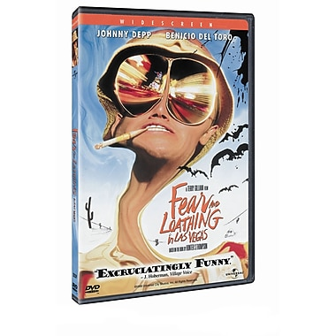 Fear & Loathing in Las Vegas (DVD)
