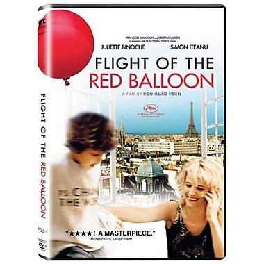 Flight of The Red Balloon (DVD)