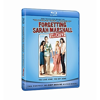 Forgetting Sarah Marshall (BLU-RAY DISC)