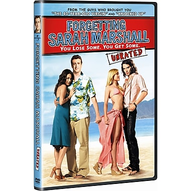 Forgetting Sarah Marshall 2 Versions: Unrated (DVD)
