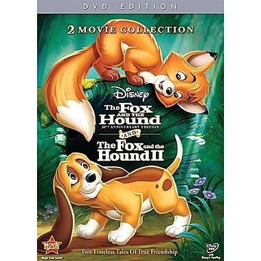 Fox and The Hound/The Fox and The Hound2 (DVD)