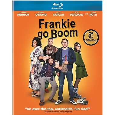 Frankie Go Boom (DISQUE BLU-RAY)