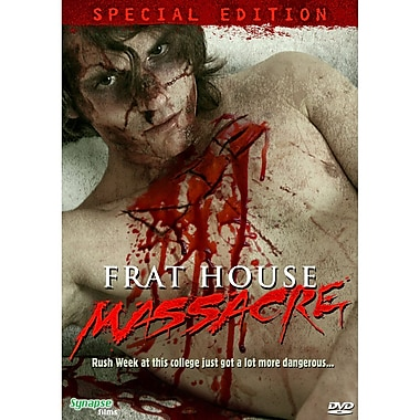Frat House Massacre (DVD)