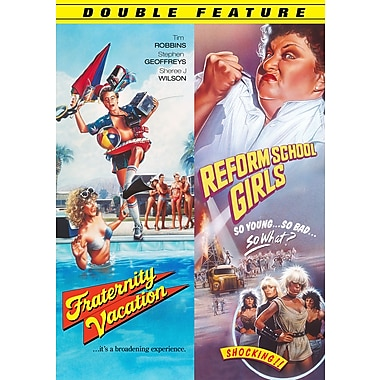 Fraternity Vacation/Reform School Girls (DVD)