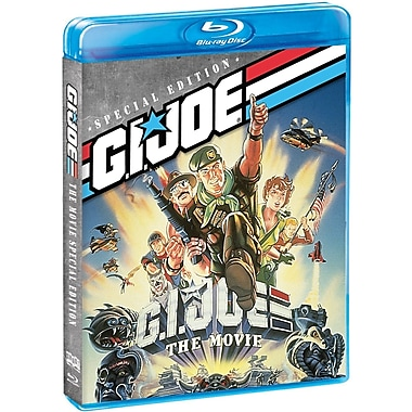 G.I. Joe: A Real American Hero: The Movie (BLU-RAY DISC)