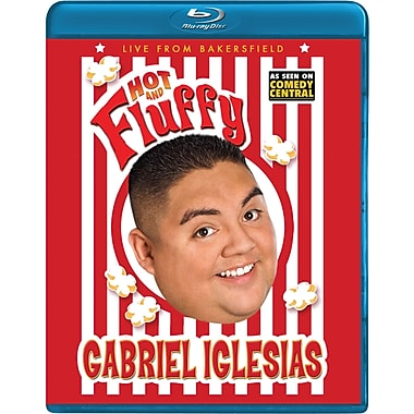 Gabriel Iglesias: Hot and Fluffy (DISQUE BLU-RAY)