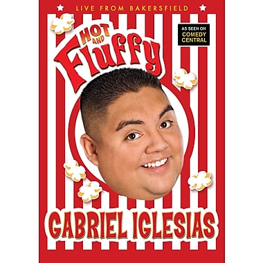 Gabriel Iglesias: Hot and Fluffy: Lice from Bakersfield (DVD)
