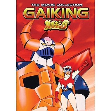 Gaiking: The Movie Collection (DVD)