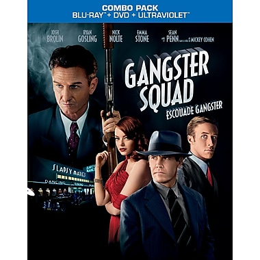 Gangster Squad (BRD+DVD+UltraV/DGTL Copy)
