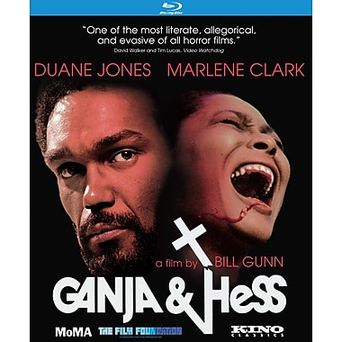 Ganja & Hess: The Complete Edition (BLU-RAY DISC)