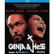 Ganja & Hess: The Complete Edition (DISQUE BLU-RAY)