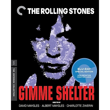 Gimme Shelter (BLU-RAY DISC)