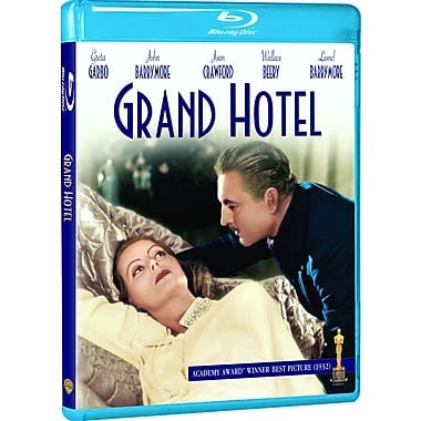 Grand Hotel (DISQUE BLU-RAY)