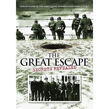 Great Escape, The - Secrets Revealed (DVD)