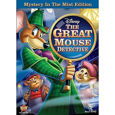 Great Mouse Detective (DVD)
