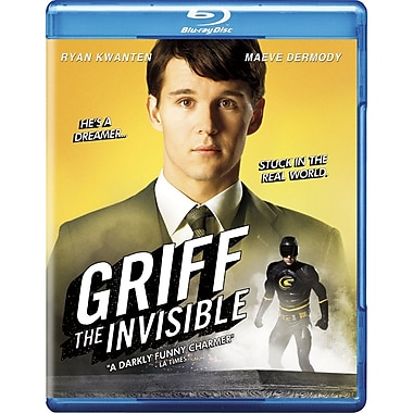 Griff The Invisible (DISQUE BLU-RAY)