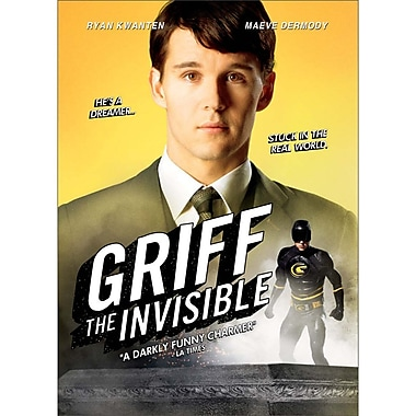 Griff The Invisible (DVD)