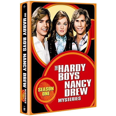 Hardy Boys/Nancy Drew Mysteries: Season 1 (DVD)