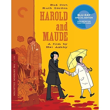 Harold and Maude (BLU-RAY DISC)