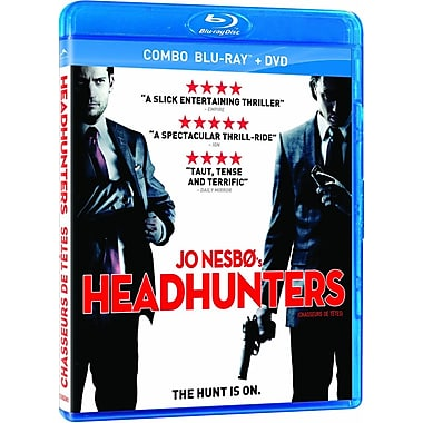 Headhunters (BRD + DVD)