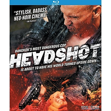 Headshot (DISQUE BLU-RAY)