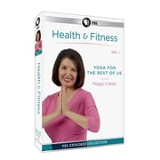Health & Fitness: Volume 1: Yoga for the Rest of Us with Peggy Cappy (DVD)