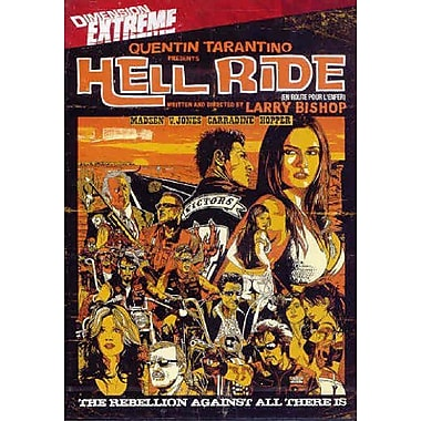 Hell Ride (DVD)