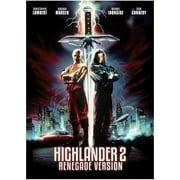 Highlander 2: Renegade Version (DVD)