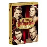 Hollywood Classics: The Golden Age of the Silverscreen (DVD), 3-DVD