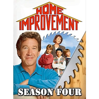 Home Improvement: The Complete Fourth Season (DVD)