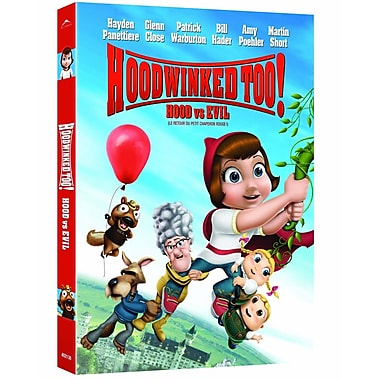 Hoodwinked Too! Hood vs Evil (DVD)