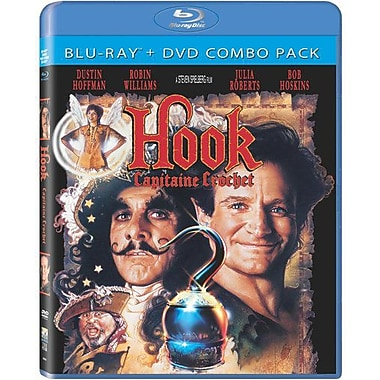 Hook (BRD + DVD)