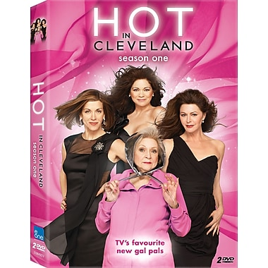 Hot in Cleveland: Season 1 (DVD)