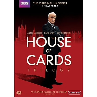 House of Cards Trilogy (DVD)