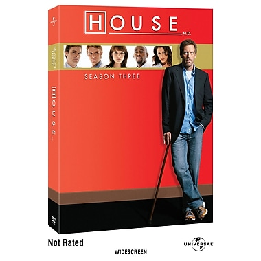 House: Season 3 (DVD)
