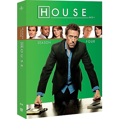 House: Season 4 (DVD)