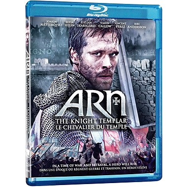 Arn: The Knight Templar (BLU-RAY DISC)