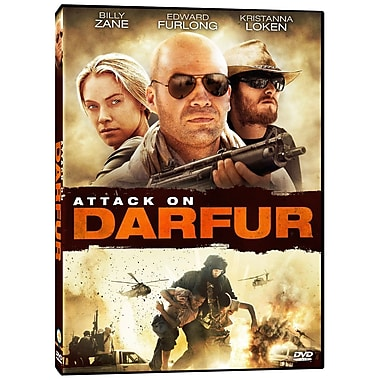 Attack On Darfur (DVD)