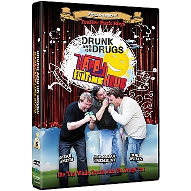 Drunk & On Drugs (DVD)
