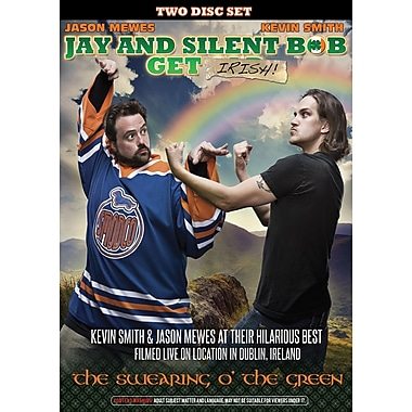 Jay & Silent Bob Get Irish: The Swearing O' The Green (DVD)