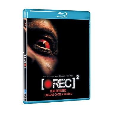 Rec 2 (Blu-Ray) (Régie Imprimée Sur Boitier)