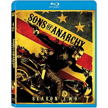 Sons Of Anarchy: Season 2 (DISQUE BLU-RAY)